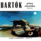 Bartok Piano Concertos Nos 2 And 3 by Pro Musica Orchestra