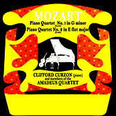Mozart Piano Quartet No. 1 & 2 by Clifford Curzon