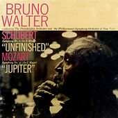 Play & Download Schubert: Unfinished; Mozart: Jupiter by Bruno Walter | Napster