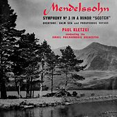 Play & Download Mendelssohn Symphony No. 3 by Israeli Philharmonic Orchestra   Napster