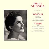 Play & Download Opera Arias by Birgit Nilsson | Napster