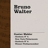 Play & Download Bruno Walter Dirige Mahler - Sinfonía N° 5. New York Philarmonic - Sinfonía N° 9. Wiener Philharmoniker by Bruno Walter | Napster