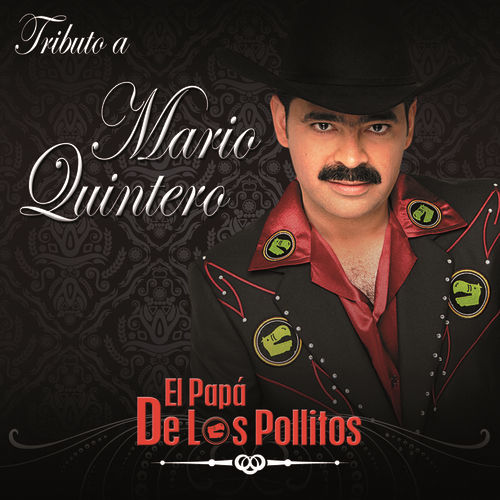 Tributo A Mario Quintero El Papá De Los Pollitos by Various Artists