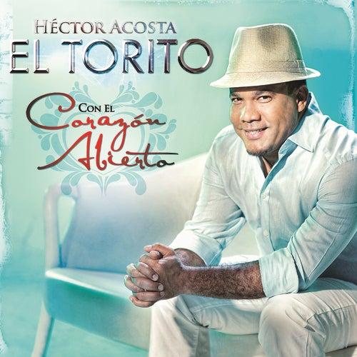 Play & Download Con El Corazón Abierto by Hector Acosta