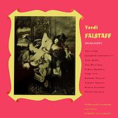 Verdi Falstaff by Tito Gobbi