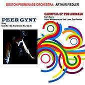 Play & Download Grieg Peer Gynt Suite by Boston Promenade Orchestra | Napster