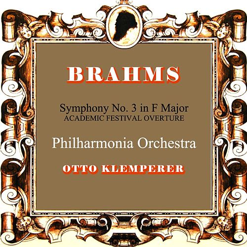 Brahms Symphony No. 3 by Philharmonia Orchestra