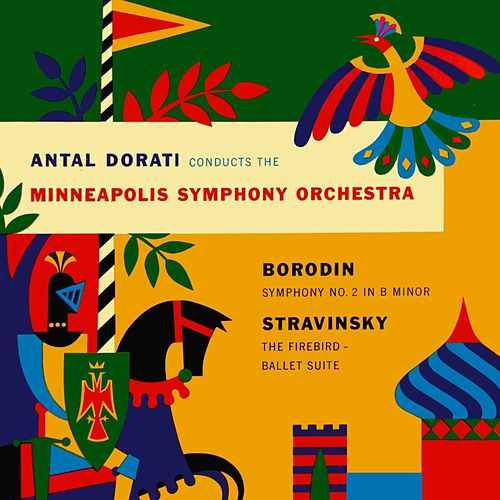 Borodin Symphony No 2 by Minneapolis Symphony Orchestra