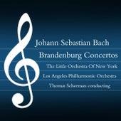 Bach Brandenburg Concerto by Various Artists