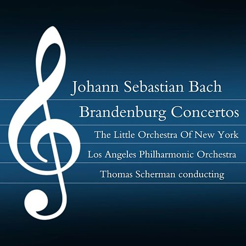 Bach Brandenburg Concerto by Various Artists
