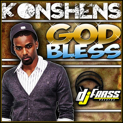 God Bless - Single by Konshens