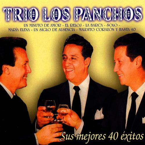 Sus Mejores 40 Éxitos by Trío Los Panchos