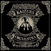Play & Download Live i Oslo Spektrum 9. april 2011 by KAIZERS ORCHESTRA | Napster