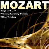 Play & Download Mozart Symphony No. 40 by Pittsburgh Symphony Orchestra | Napster