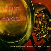 Overtures In Hi-Fi by Paris Conservatoire Orchestra