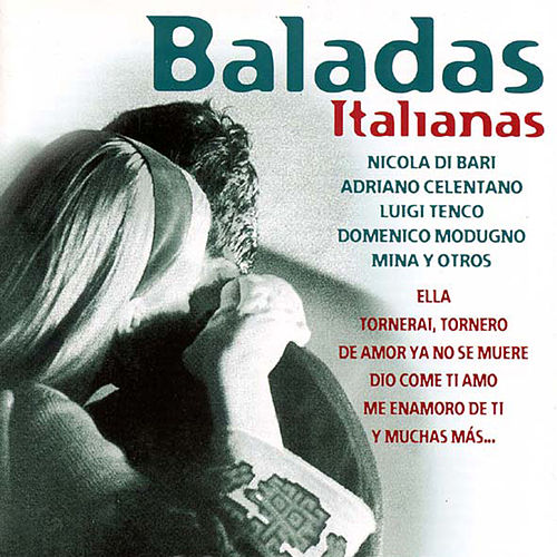 Baladas Italianas (Vol. 2) by Various Artists