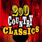 200 Country Classics de Various Artists