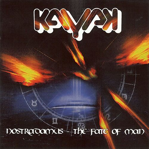 Nostradamus - The Fate of Man by Kayak