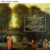 Play & Download Herbert Von Karajan Conducting Music By Mozart & Handel by Various Artists | Napster