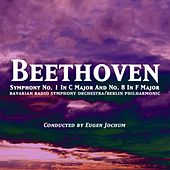 Play & Download Symphony No. 1 In C Major And No. 8 In F Major by Various Artists | Napster