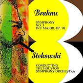 Play & Download Brahms Symphony No. 3 by Houston Symphony Orchestra | Napster