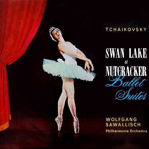 Play & Download Swan Lake & Nutcracker by Philharmonia Orchestra | Napster