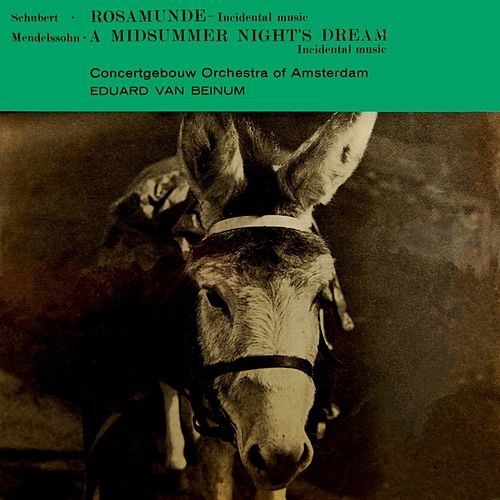 Rosamunde & A Midsummer Night's Dream by Concertgebouw Orchestra of Amsterdam
