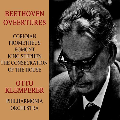 Beethoven Overtures by Philharmonia Orchestra