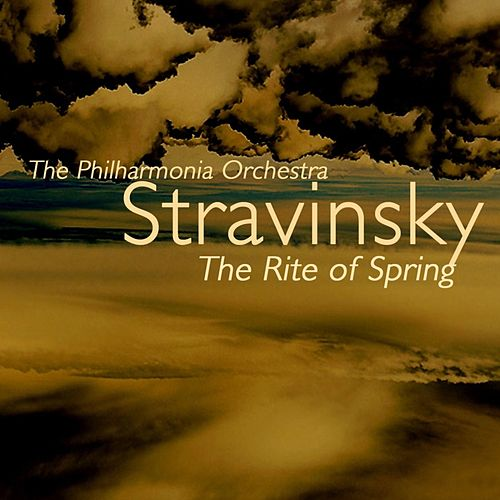 Stravinsky The Rite Of Spring by Philharmonia Orchestra