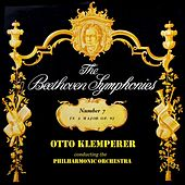 Play & Download The Beethoven Symphonies - No 7 by Otto Klemperer | Napster