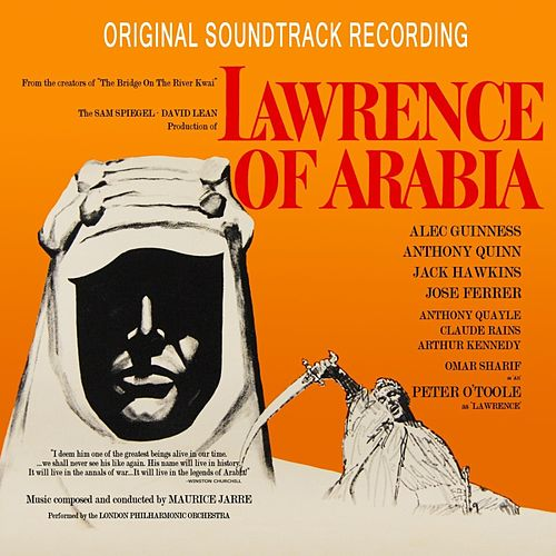 Play & Download Lawrence Of Arabia by London Philharmonic Orchestra | Napster