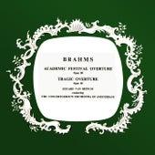 Brahms Academic Festival Overture von Concertgebouw Orchestra of Amsterdam