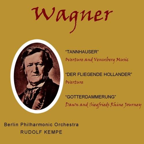 Play & Download Wagner Tannhauser, Der Fliegende Hollander & Gotterdammerung by Berlin Philharmonic Orchestra | Napster