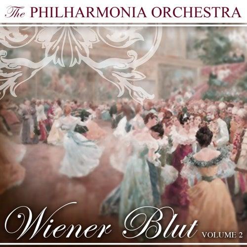 Wiener Blut Volume II by Philharmonia Orchestra