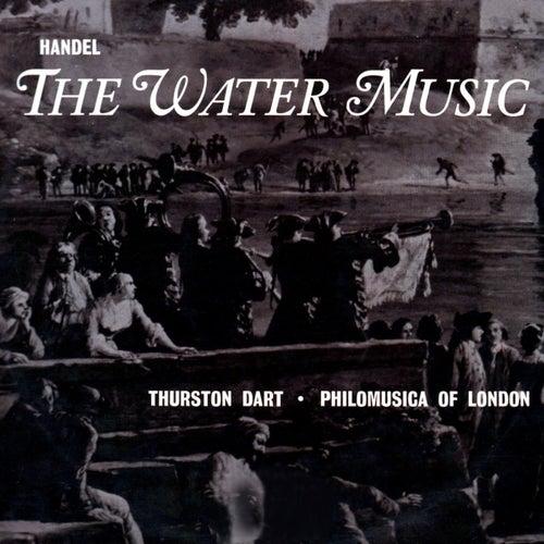 Handel: The Water Music by Philomusica of London