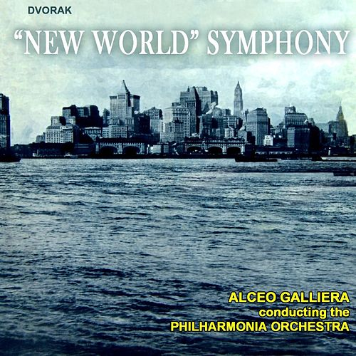 Play & Download Dvorak New World Symphony by Philharmonia Orchestra | Napster