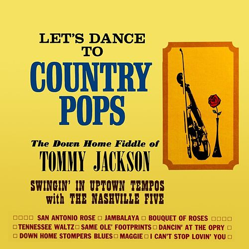 Play & Download Let's Dance To Country Pops by Tommy Jackson | Napster