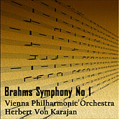 Play & Download Brahms Symphony No 1 by Vienna Philharmonic Orchestra   Napster