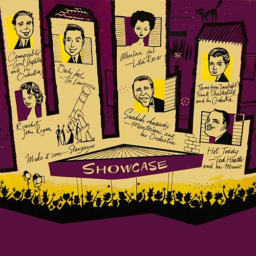 Showcase Volume 2 by Various Artists