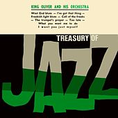 Treasury Of Jazz No. 7 by King Oliver