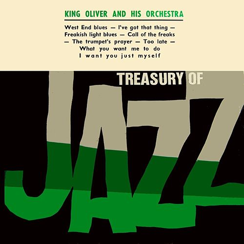 Play & Download Treasury Of Jazz No. 7 by King Oliver | Napster