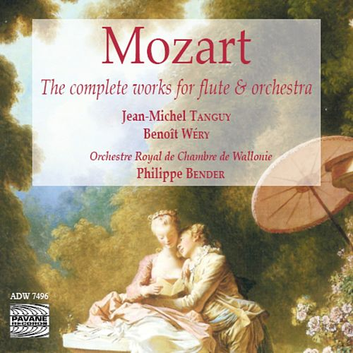 Play & Download Mozart: The Complete Works for Flute & Orchestra by Jean-Michel Tanguy | Napster