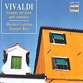 Vivaldi: Sonatas for Flute and Continuo by Maxence Larrieu