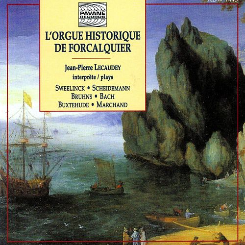 Play & Download L'orgue historique de Forcalquier by Jean-Pierre Lecaudey | Napster