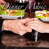Dinner Music, Romantic Dinner Party, Instrumental Guitar, Spa Massage Guitar, Dinner Guitar, Acoustic Background Guitar Music by Relaxing Instrumental Jazz Ensemble