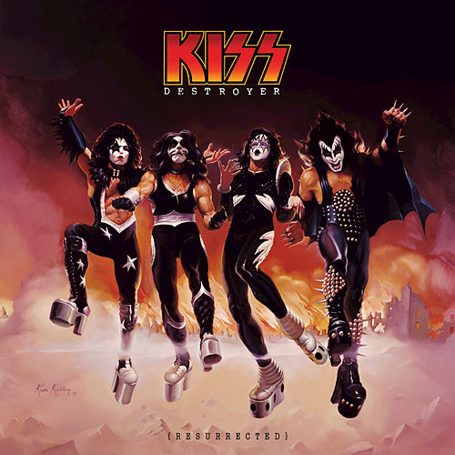 Play & Download Destroyer Resurrected by KISS | Napster