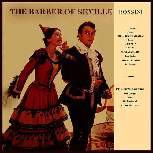Play & Download The Barber Of Seville by Philharmonia Orchestra | Napster