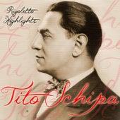 Rigoletto Highlights by Tito Schipa