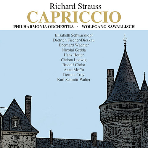 Play & Download Capriccio by Philharmonia Orchestra | Napster