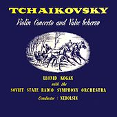 Play & Download Tchaikovsky Violin Concerto & Valse Schro by Leonid Kogan | Napster